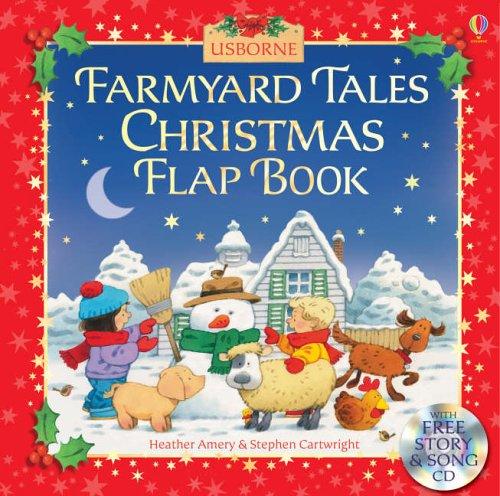 9780746070260: Farmyard Tales Christmas Flap Book