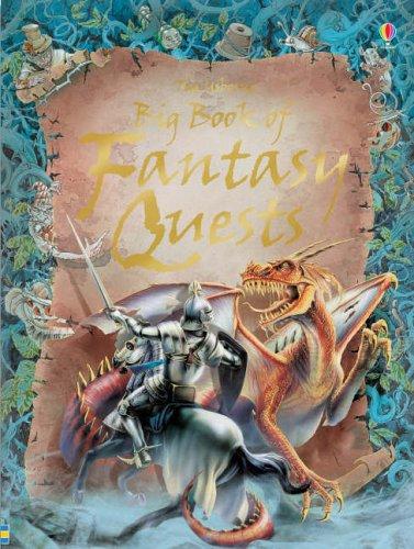 Big Book of Fantasy Quests Collection: Andy Dixon