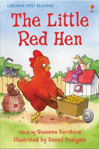 9780746070512: Little Red Hen (FIRST READING, LEVEL 3)