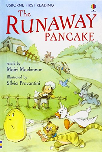 9780746070529: The Runaway Pancake: Level 4 (Usborne First Reading)