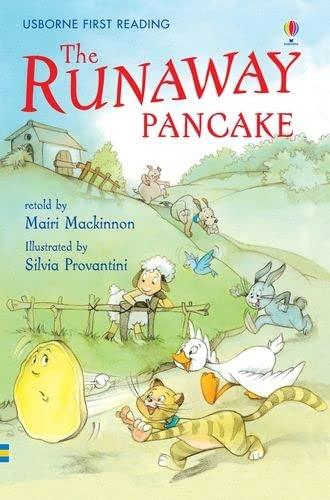 9780746070529: The Runaway Pancake: Level 4 (First Reading)