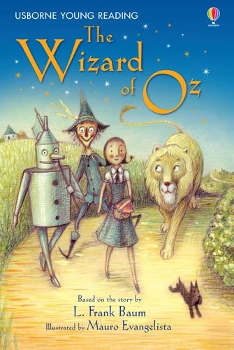 9780746070536: The Wizard Of Oz (3.2 Young Reading Series Two (Blue))
