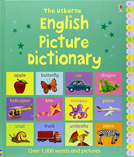 9780746070574: The Usborne Picture Dictionary