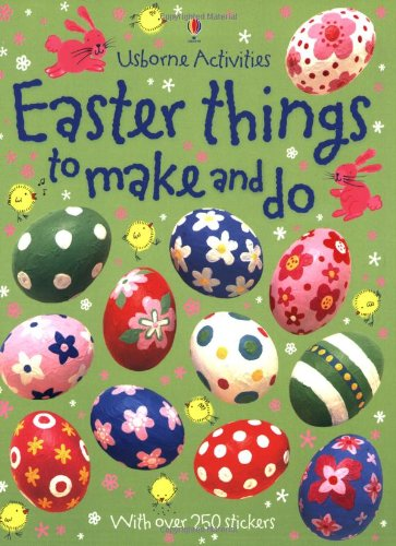 9780746070758: Easter Things to Make and Do (Usborne Activities)