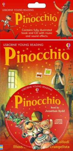 9780746070888: Pinocchio (Usborne Young Reading)