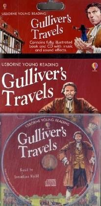9780746071021: Gulliver's Travels (Usborne Young Reading)