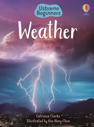 9780746071496: Weather (Usborne Beginners)