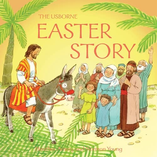 9780746071533: The Easter Story (Usborne Bible Tales)