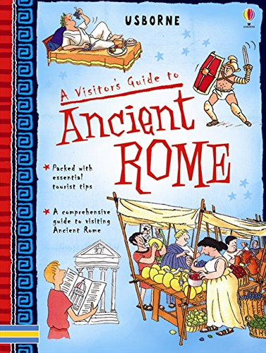9780746071625: Ancient Rome (Visitor's Guides)