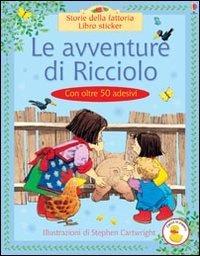 9780746072028: Le avventure di Ricciolo