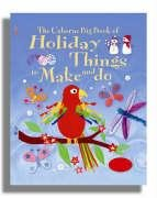 9780746072318: Big Book of Holiday Things to Make and Do