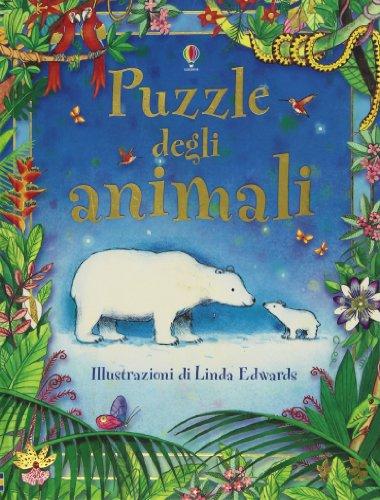 9780746072370: Puzzle degli animali