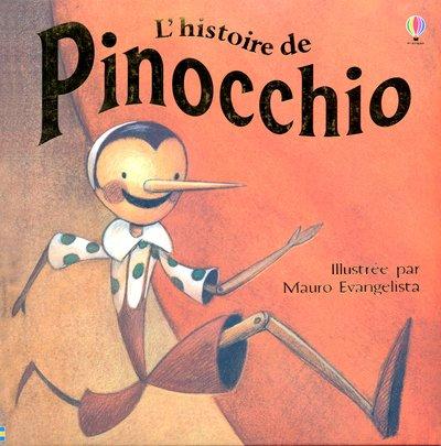 9780746072554: L'histoire de Pinocchio