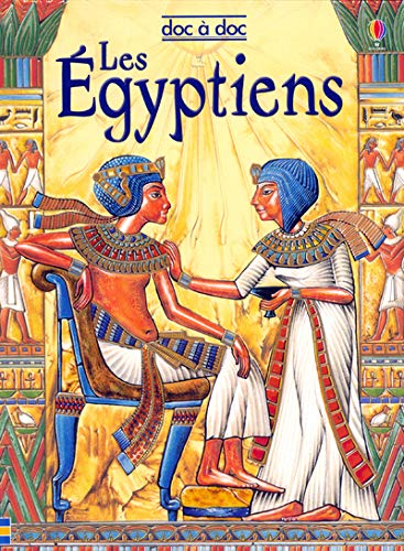 9780746072592: Les Egyptiens (Doc à Doc)