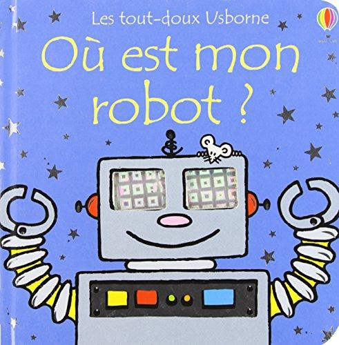 9780746072646 - Fiona Watt: Où est mon robot ? - Livre