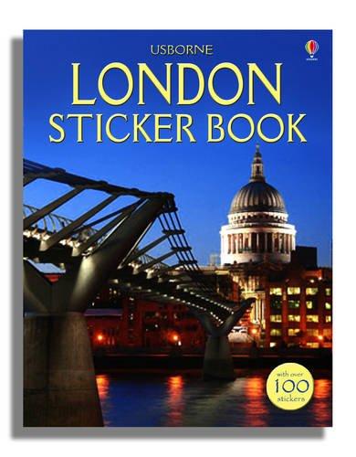 9780746073247: London Sticker Book