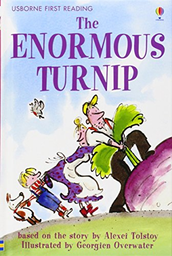9780746073353: Enormous Turnip: Level 3 (Usborne First Reading)