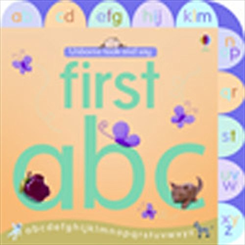 9780746073438: First ABC (Usborne Look and Say)