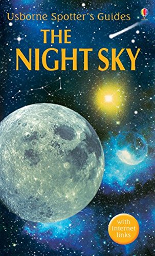 9780746073568: Night Sky (Usborne Spotter's Guide)
