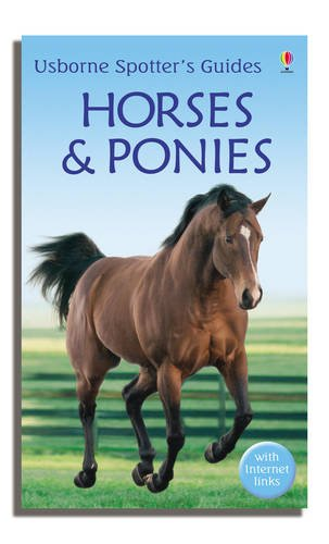 9780746073599: Horses and Ponies (Usborne Spotter's Guide)