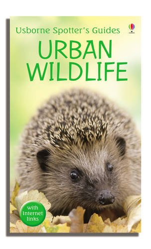 9780746073643: Urban Wildlife (Usborne Spotter's Guide)