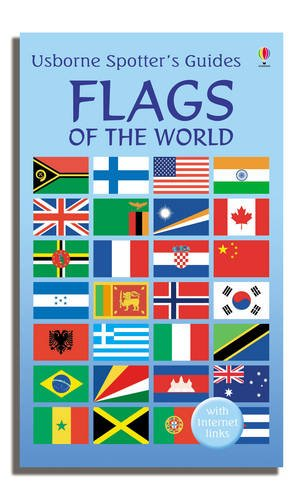 9780746073650: Flags (Usborne Spotter's Guide)