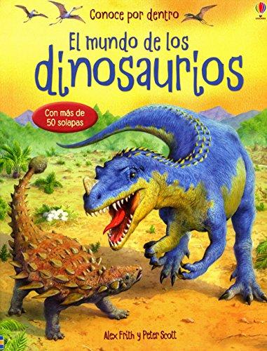 9780746073841: Mundo de los dinosaurios, El