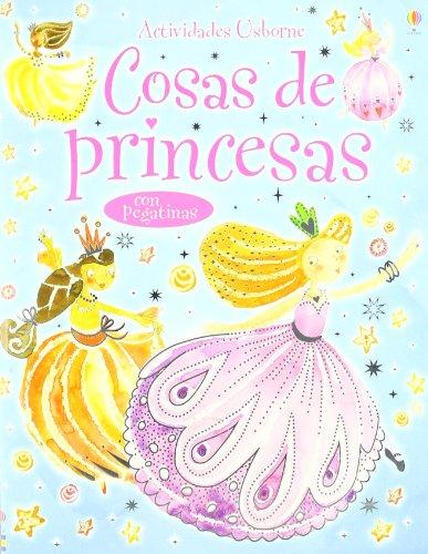 9780746073957: Cosas de princesas (con pegatinas)