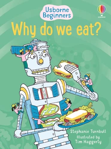 9780746074404: Why Do We Eat? (Beginners)