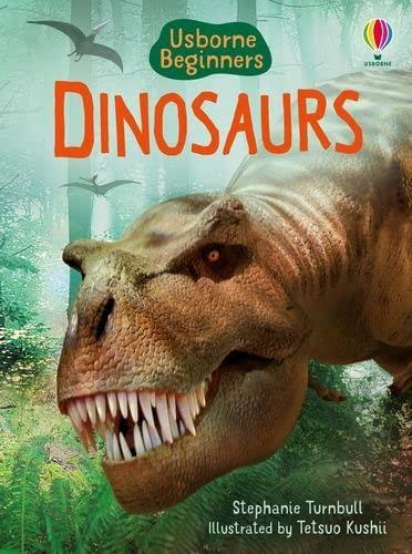 9780746074459: Dinosaurs (Usborne Beginners)