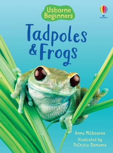 9780746074558: Tadpoles And Frogs (Beginners Series)