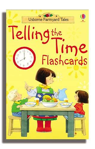 9780746074572: Telling the Time (Farmyard Tales Flashcards)