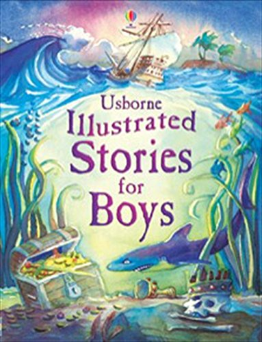 9780746074619: Illustrated stories for boys