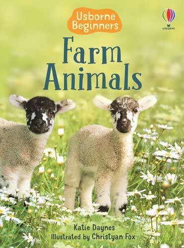 9780746074763: Farm Animals (Beginners)