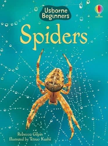 9780746074794: Spiders (Usborne Beginners) (Usborne Beginners)