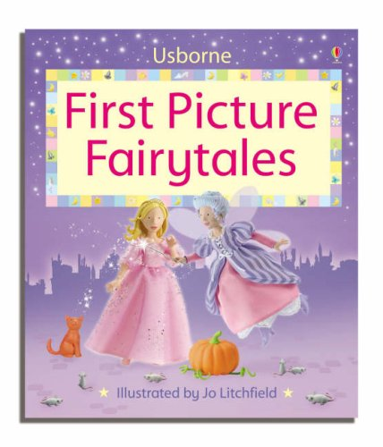 9780746074923: First Picture Fairytales (First Picture Books)