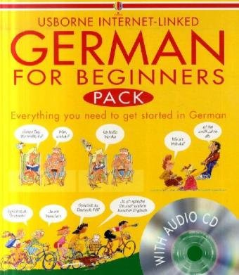 9780746074978: German For Beginners (Beginners Language CD Packs)