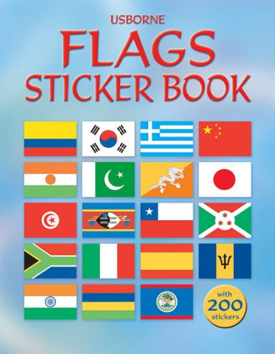 9780746074992: Flags (Spotter's Sticker Books)