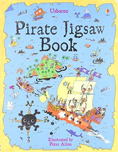 Pirate (Usborne Jigsaw Books): Struan Reid