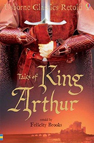 9780746075395: King Arthur (Usborne Classics Retold)