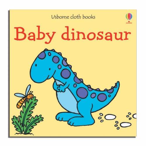 9780746075524: Baby Dinosaur (Usborne Cloth Books)