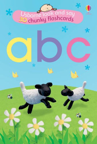 9780746075579: ABC Flashcards (Look and Say)