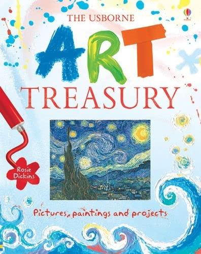 9780746075616: Art Treasury