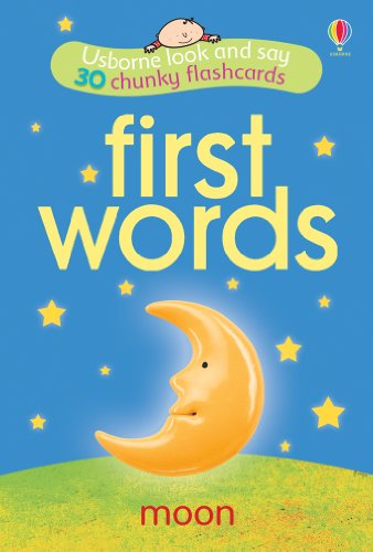 9780746075708: First Words Flashcards