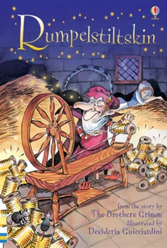 9780746075746: Rumplestiltskin: Gift Edition (Usborne Young Reading)