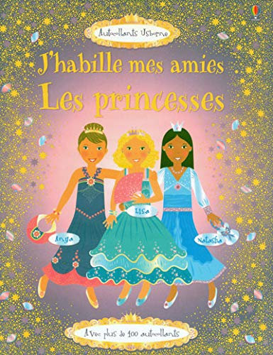 9780746075982: Les princesses