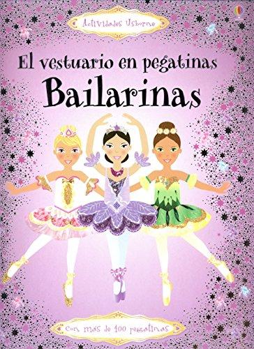 9780746076194: Bailarinas - el vestuario en pegatinas