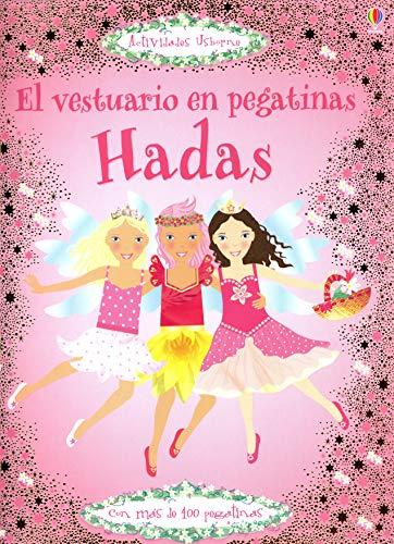 9780746076217: Hadas - el vestuario en pegatinas