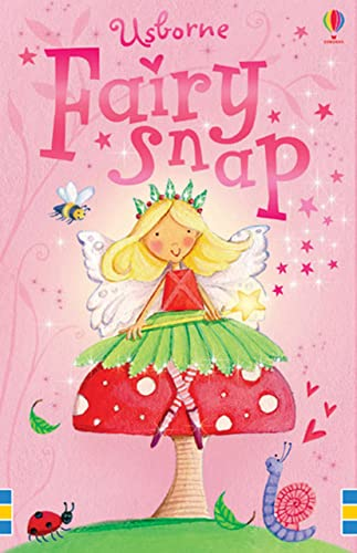 9780746076316: Fairy Snap (Snap Cards)