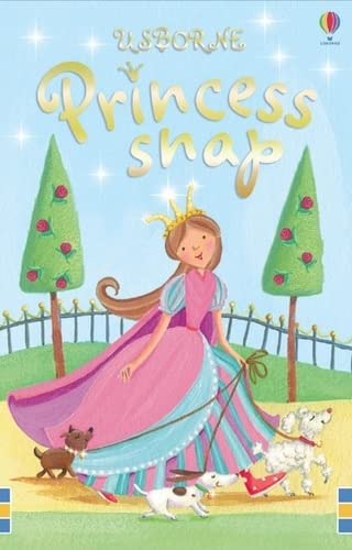 9780746076323: Princess Snap (Usborne Snap Cards)